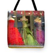 Hong Kong Dress Shop Tote Bag