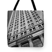 Honigman Fashion - Downtown Detroit Tote Bag