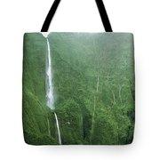 Honokohau Falls Tote Bag