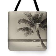 Honolulu Beach Tote Bag