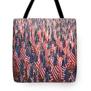 Honoring Those Who Have Sacrificied All Tote Bag