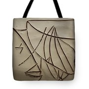Honour - Tile Tote Bag