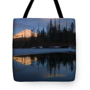 Hood Alpenglow Tote Bag