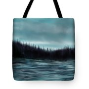 Hood Canal Puget Sound Tote Bag by Becky Herrera