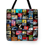 Hood Ornament Art -11 Tote Bag by Jill Reger