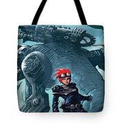 Hoodlum Tote Bag