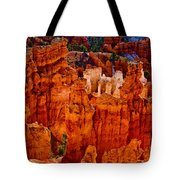 Hoodoos Bryce Canyon Tote Bag