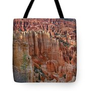 Hoodoos Bryce Canyon-utah Tote Bag