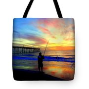 Hookedup Color Explosion 31316 Tote Bag