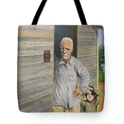 Hooper Ranch #63 Tote Bag by Kevin Daly
