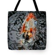 Hoosier's Pet Koi Tote Bag