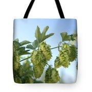 Hop Cones Tote Bag