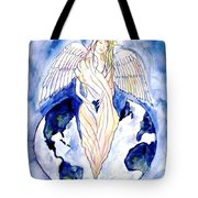 Hope For A Broken World Tote Bag