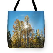 Hope For Fall  Tote Bag