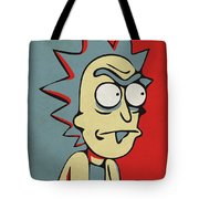 Hope For Rick Tote Bag