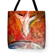 Hope For The World Tote Bag