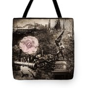 Hope In A More Violent Time. Tote Bag