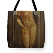 Hope In Prison 1862 Tote Bag
