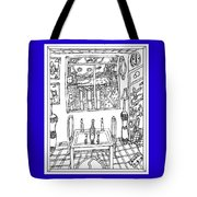 Hope On The Table Tote Bag