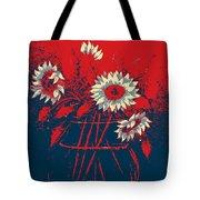 Hope Sunflowers  Tote Bag