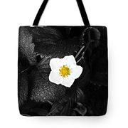 Hope Tucked Away In The Petals  Tote Bag