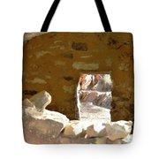 Hopi Door Tote Bag