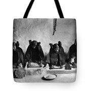 Hopi Grinding Grain, C1906 Tote Bag