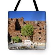 Hopi House Grand Canyon Arizona Tote Bag