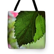 Hops Leaves Tote Bag