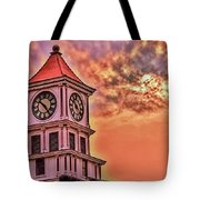 Hoptown Time Tote Bag