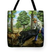Horace's Hunt Tote Bag