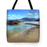 Horgabost - Isle Of Harris Tote Bag