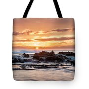 Horizon In Paradise Tote Bag
