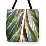 Horizon Of Palm Tote Bag