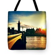 Horizon Setting Tote Bag