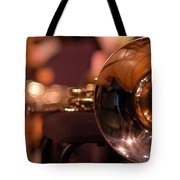 Horn At Rest Tote Bag