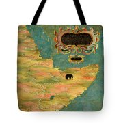 Horn Of Africa, Ethiopia And Somalia Tote Bag