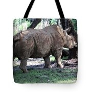 Horn Rubbing Tote Bag