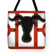 Horn Time In Texas Tote Bag