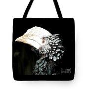Hornbill Bird Tote Bag