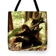 Horned Tree Tote Bag