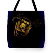 Hornet Macro Tote Bag