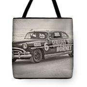 Hornet On Daytona Beach Tote Bag