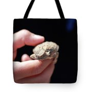 Horny Toad Tote Bag