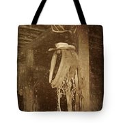 Horse Collar - Hat Tote Bag