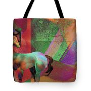 Horse Dreams Tote Bag