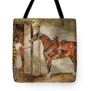 Horse Eastern Tote Bag