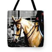 Horse Equus Ferus Caballus V2 Tote Bag