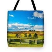 Horse Farm 6 Tote Bag