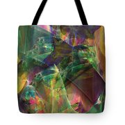 Horse Feathers Tote Bag
